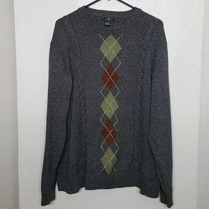 Dockers 100% Cotton Sweater. AMAZING Pattern!